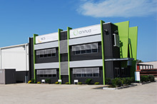 Anitua Logistics warehouse